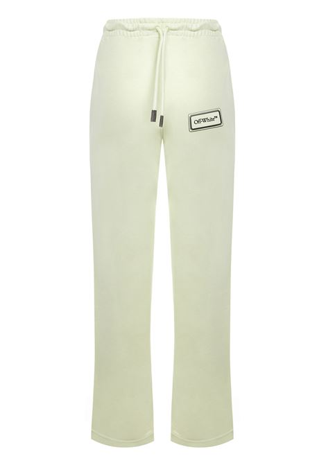 Off-White Trouser Off-White | 1672492985 | OWCH008S21JER0015510