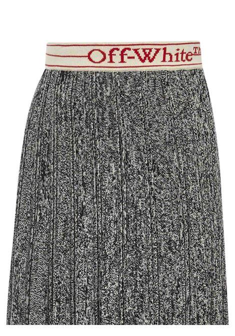 Off-White Midi Skirt Off-White | 15 | OWHL013S21KNI0011000