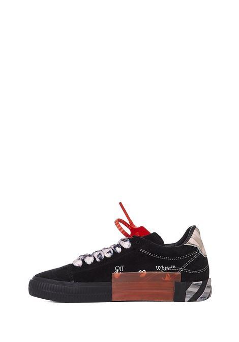 Off-White Low Vulcanized Liquid Melt Sneakers  Off-White | 1718629338 | OWIA178R21LEA0011030