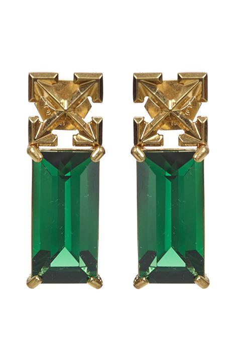 Off-White Arrows Earrings Off-White | 48 | OWOD073S21MET0017658
