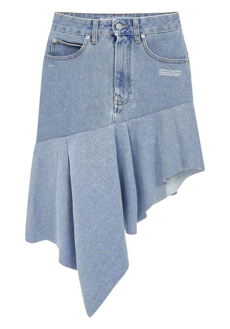 Off-White Mini Skirt Off-White | 15 | OWYF010S21DEN0024500