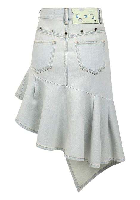 Off-White Skirt Off-White | 15 | OWYF010S21DEN0030500
