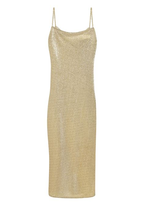 Paco Rabanne Midi Dress Paco Rabanne | 11 | 21PJRO308VI0261M042
