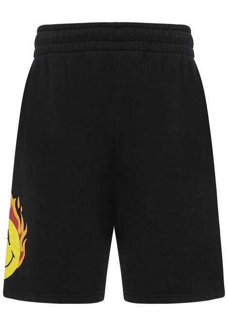 Palm Angels Burning Head Shorts  Palm Angels | 30 | PMCI010R21FLE0011018