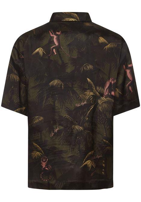 Camicia Palm Angels Palm Angels | -1043906350 | PMGA037S21FAB0035556