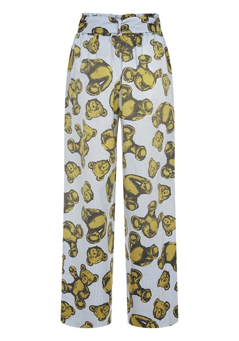 Palm Angels Trouser Palm Angels | 1672492985 | PWCA053S21FAB0024018