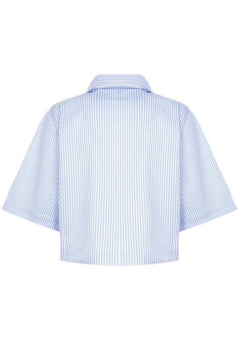 Palm Angels Polo shirt Palm Angels   2   PWGB008S21FAB0014001
