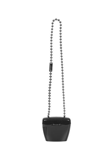 Palm Angels Mini Padlock Shoulder bag Palm Angels | 77132929 | PWNQ002S21PLA0011001