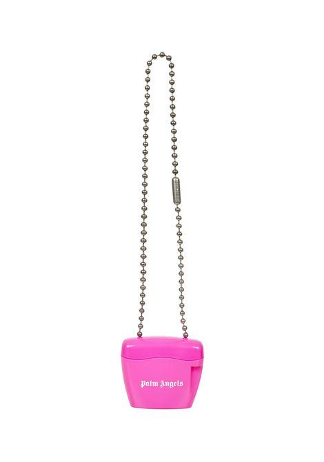 Palm Angels Mini Padlock Shoulder bag Palm Angels | 77132929 | PWNQ002S21PLA0013201