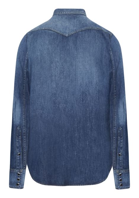Saint Laurent Shirt  Saint Laurent | -1043906350 | 498101Y880L4363