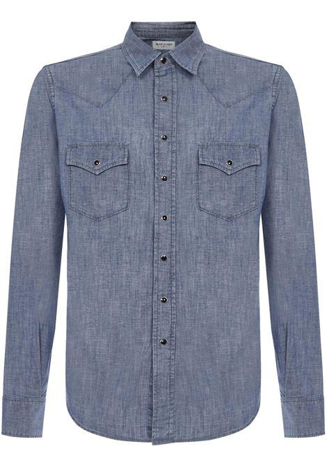 Saint Laurent Shirts Saint Laurent | -1043906350 | 597059Y01IC4027