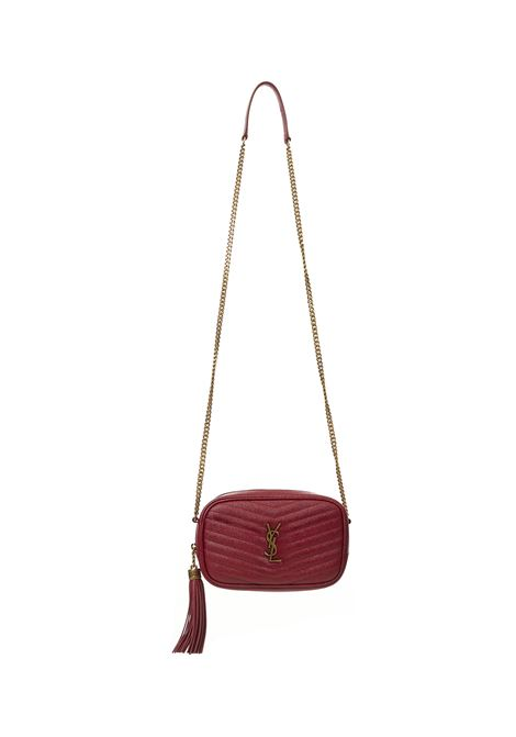 Saint Laurent Lou Mini Shoulder Bag Saint Laurent | 77132929 | 6125791GF076008