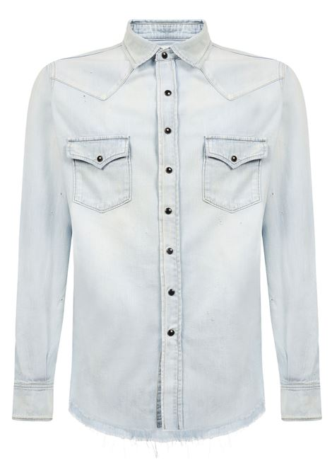 Saint Laurent Shirt Saint Laurent | -1043906350 | 651162Y24AB4679