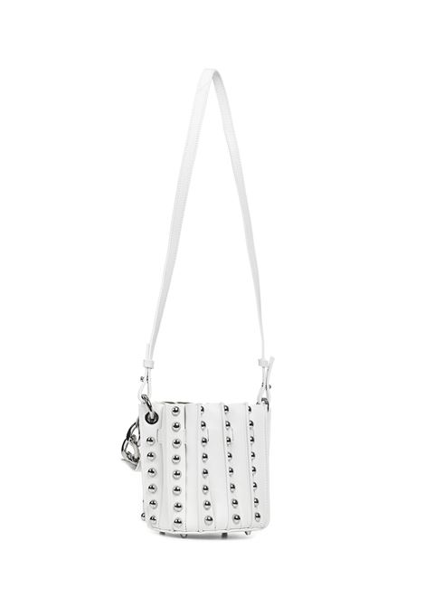Sara Battaglia Mini Bucket Handbag Sara Battaglia   77132927   B004XWHITE