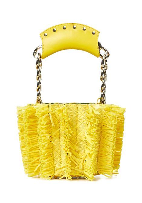 Sara Battaglia Mini Bucket Handbag Sara Battaglia   77132927   B004XYELLOW