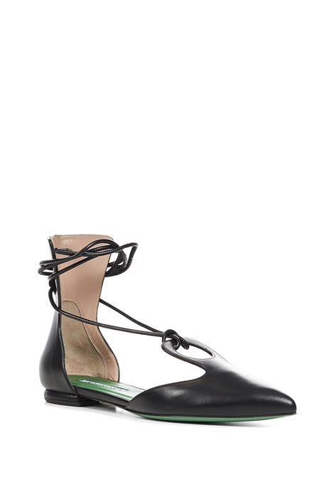 Sara Battaglia First Date Ballet Shoes Sara Battaglia   213   S034BLACK