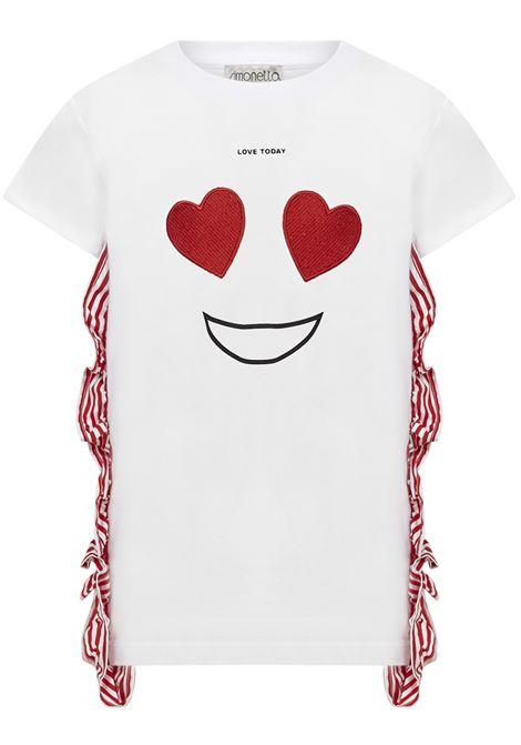 Simonetta T-shirt  Simonetta | 8 | 1O8031OX130100