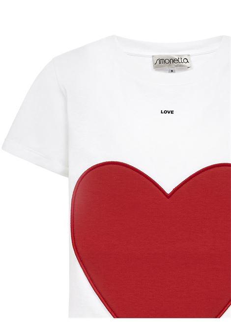 Simonetta T-shirt Simonetta | 8 | 1O8091OA060100