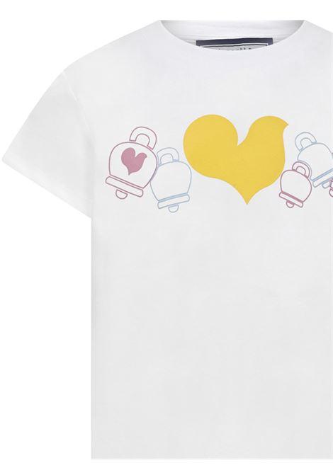 Simonetta X Chantecler T-shirt Simonetta | 8 | 1O8141OX130100