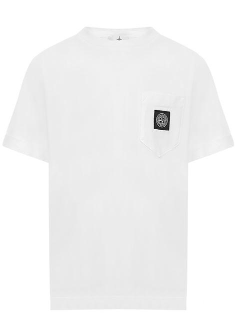 T-shirt Stone Island Junior Stone Island Junior | 8 | MO741620347V0001