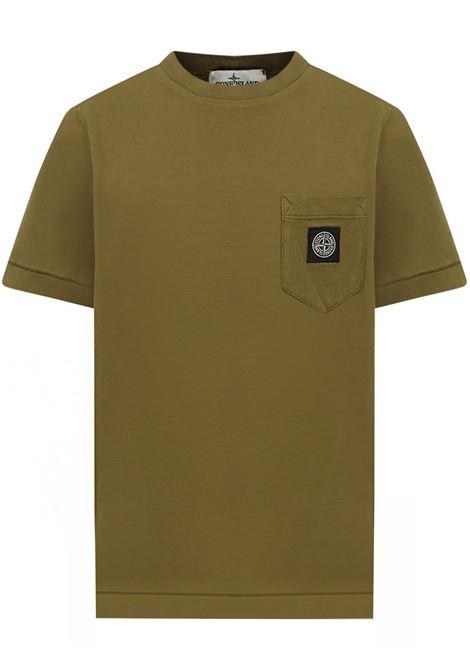 T-shirt Stone Island Junior Stone Island Junior | 8 | MO741620347V0058