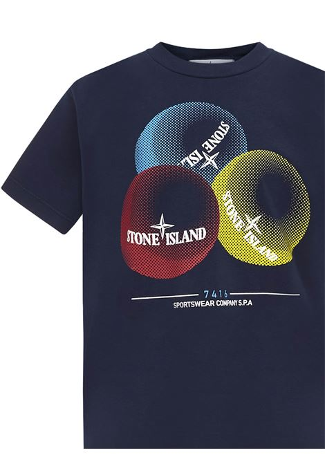 T-shirt Stone Island Junior Stone Island Junior | 8 | MO741621053V0028