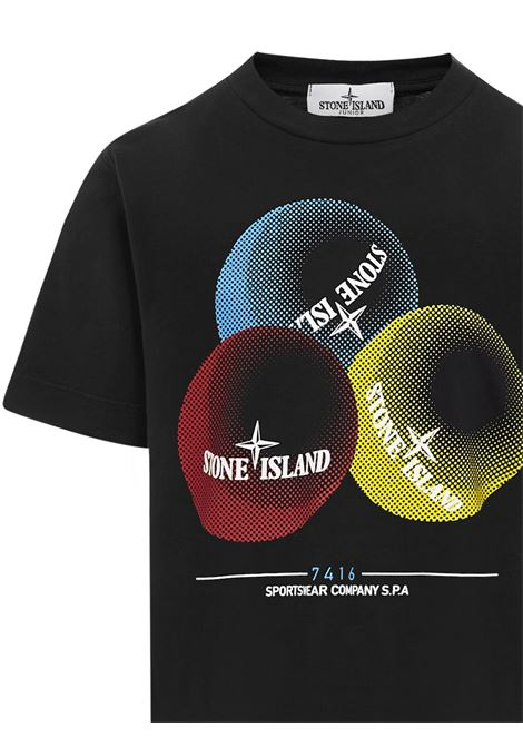 Stone Island Junior T-shirt Stone Island Junior | 8 | MO741621053V0029