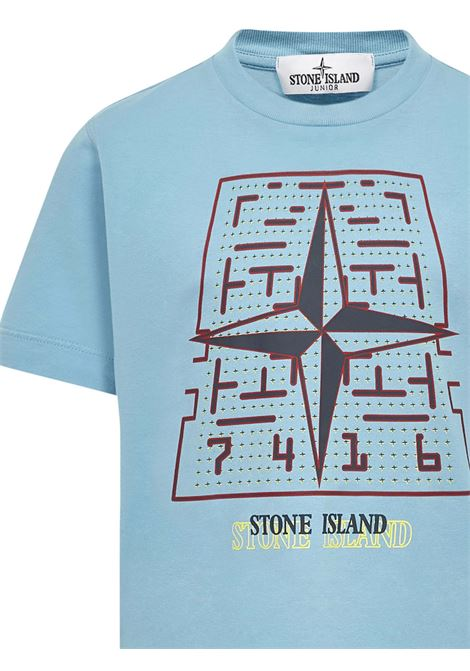 T-shirt Stone Island Junior Stone Island Junior | 8 | MO741621056V0042