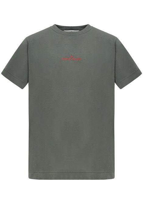 T-shirt Stone Island Junior Stone Island Junior | 8 | MO741621058V0059