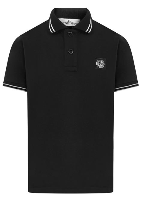 Stone Island Junior Polo shirt Stone Island Junior   2   MO741621348V0029