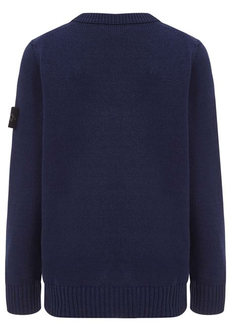 Stone Island Junior Sweater Stone Island Junior | 7 | MO7416512A5V0028