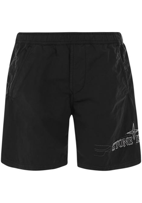 Stone Island Junior Shorts Stone Island Junior   30   MO7416B0414V0029