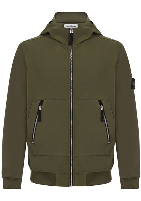Stone Island 40727 Light Soft Shell-R_E.Dye Jacket Stone Island | 13 | MO741540727V0058