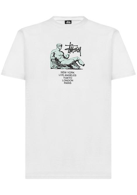 Stussy T-shirt Stussy | 8 | 1904654WHIT