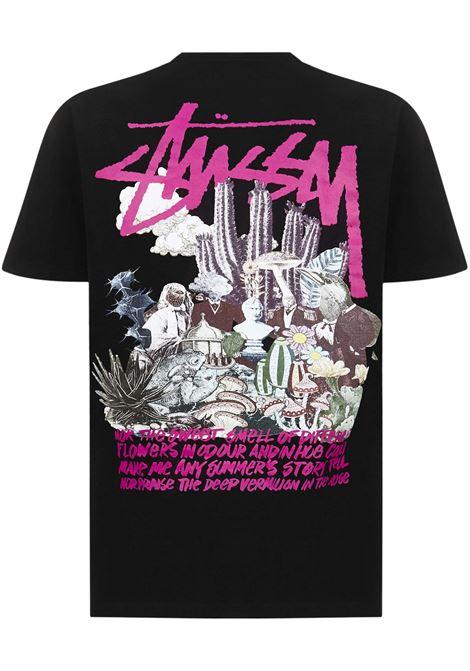 Stussy t-shirt  Stussy | 8 | 1904663BLAC