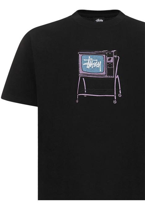 T-shirt Stussy Stussy | 8 | 1904672BLAC