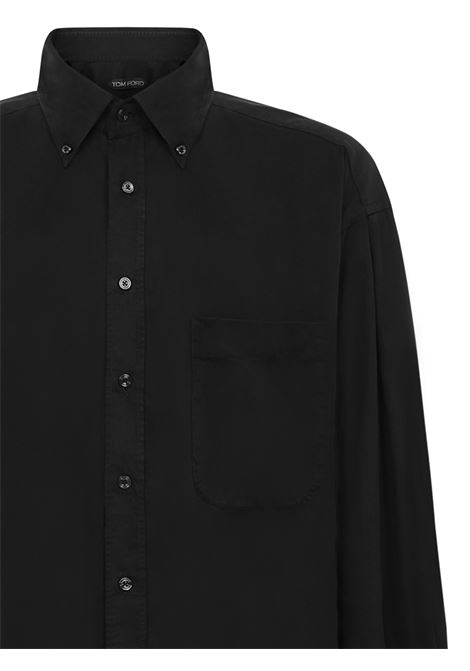 Tom Ford Shirt Tom Ford | -1043906350 | 9FT80094OTBEK09