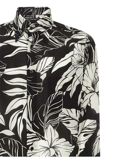 Tom Ford Shirt Tom Ford | -1043906350 | 9FT90094YSBEG