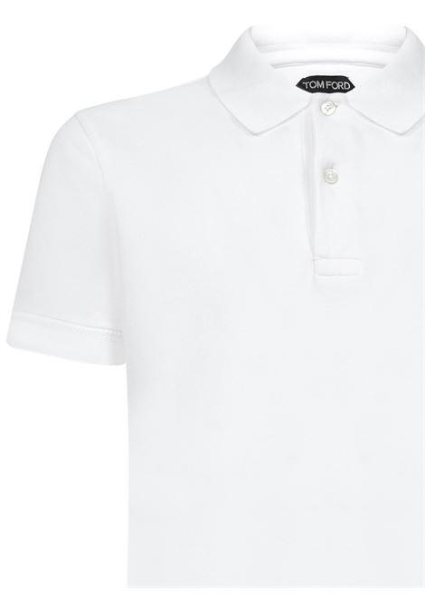 Tom Ford Polo Shirt Tom Ford | 2 | BW266TFJ982N00
