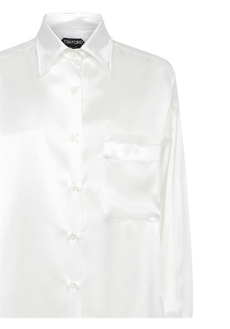 Tom Ford Shirt Tom Ford | -1043906350 | CA3189FAX824AW003