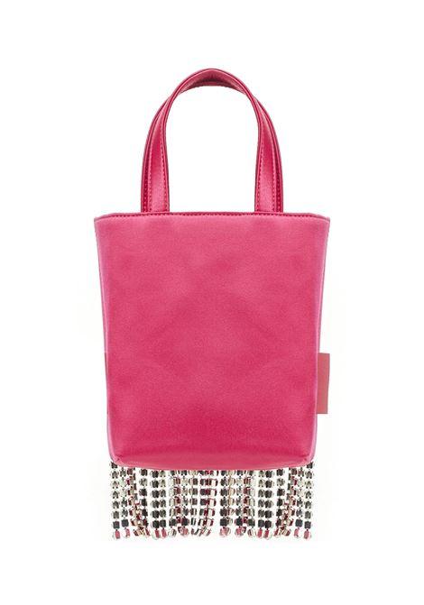 Tubici NEW YORK Handbag Tubici | 77132927 | NYSILCRY010