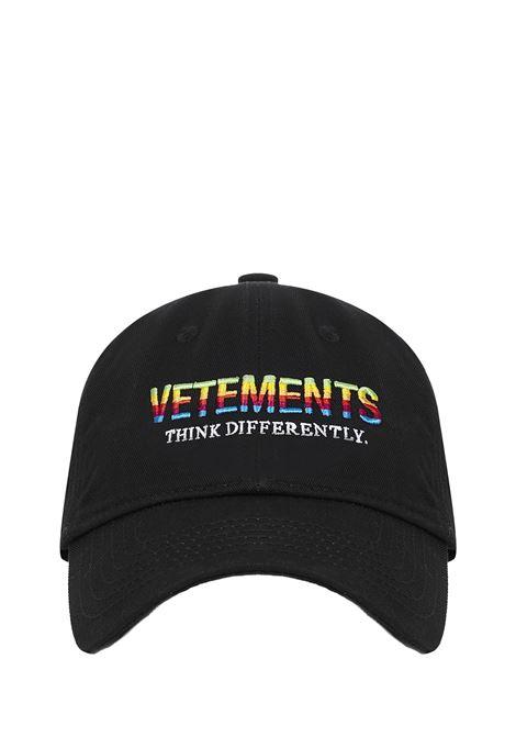 Vetements Cap VETEMENTS | 26 | UE51CA400BBLACK