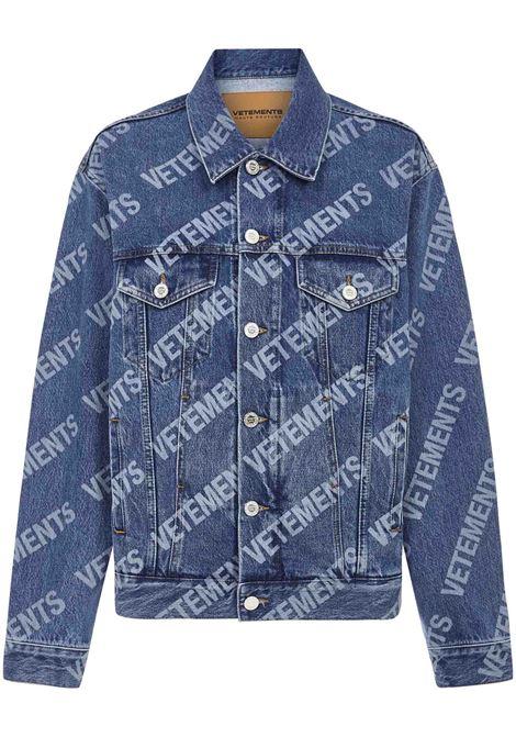 Vetements Jacket VETEMENTS | 13 | UE51JA350BBLUE