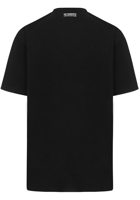 T-shirt Vetements VETEMENTS | 8 | UE51TR320BBLACK