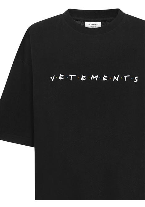 Vetements T-shirt Vetements | 8 | UE51TR340BBLACK