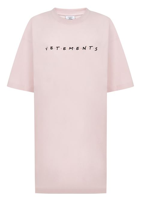 T-shirt Vetements VETEMENTS | 8 | UE51TR340PBABYPINK