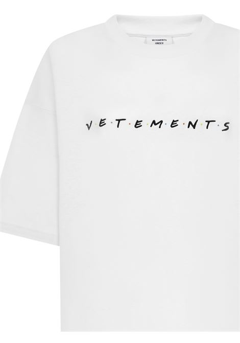 T-shirt Vetements VETEMENTS | 8 | UE51TR340WWHITE