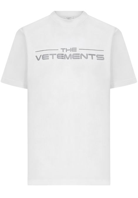 T-shirt Vetements VETEMENTS | 8 | UE51TR410WWHITE