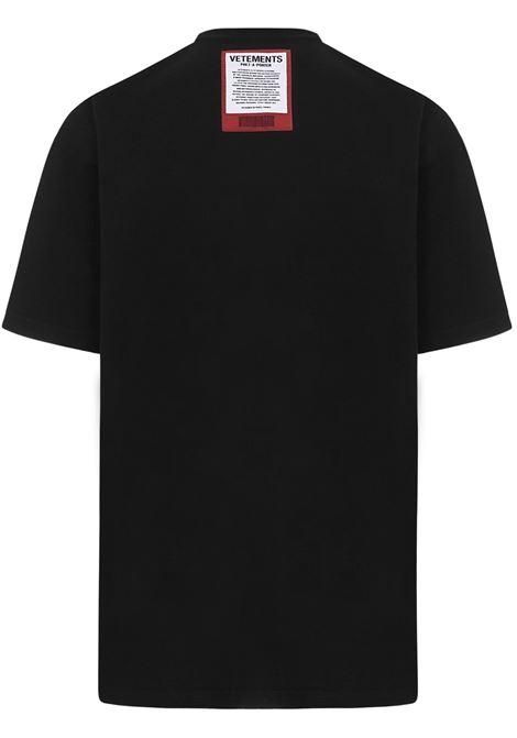 Vetements T-shirt  Vetements | 8 | UE51TR540BBLACK