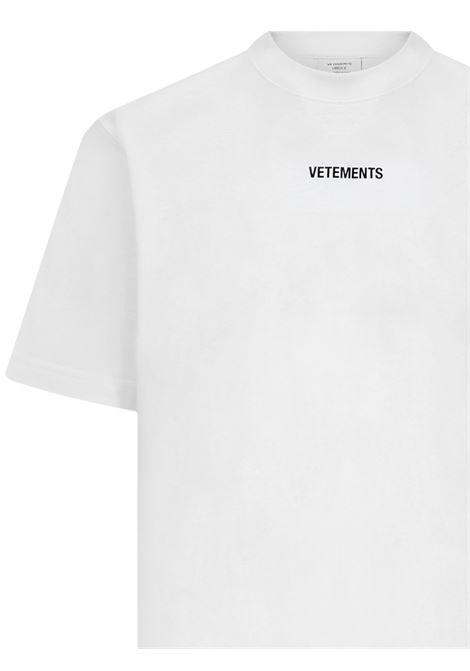 Vetements T-shirt  Vetements | 8 | UE51TR540WWHITE